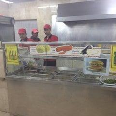 Photo taken at Alahali Sandwiches by Sayed Ali A. on 2/23/2012