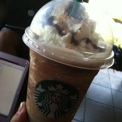 Photo taken at Starbucks by Mel M. on 7/1/2011
