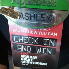 Photo taken at Applebee's by Ashley H. on 9/8/2011