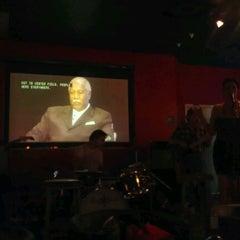 Photo taken at Mist Hookah Lounge by Angela G. on 6/30/2012