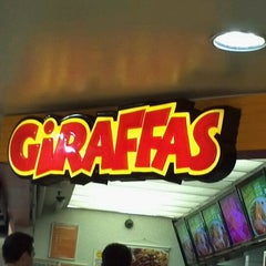 Photo taken at Giraffas by Marcelo B. on 12/5/2011