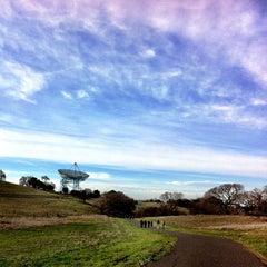 Photo taken at Stanford Dish Trail by Susan H. on 2/21/2012