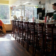 Photo taken at Emma Key's Flat-Top Grill by John R. on 1/1/2012