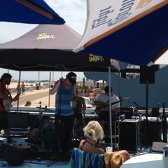 Photo taken at Riptide Pool Bar And Grill by Cosmic Super Hero on 7/28/2012