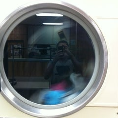 Photo taken at Launderland Coin Wash by Kip M. on 12/29/2011