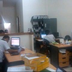 Photo taken at Adira Finance Bandar Jaya by barry a. on 4/2/2012