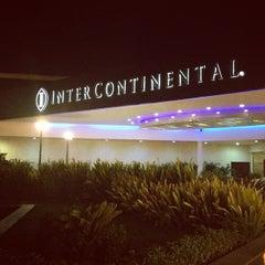 Photo taken at InterContinental Abu Dhabi by Rafael S. on 8/11/2012