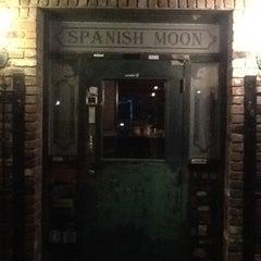Photo taken at Spanish Moon by 📻📲 Radio23.org on 2/12/2012
