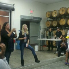Photo taken at Eagle Rock Brewery by xina on 10/20/2011