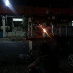 Photo taken at Angkringan Bagong by Yuliyanto C. on 9/29/2011