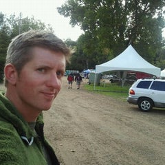 Photo taken at Hell Survivors Paintball Playfield by Shawn M. on 9/23/2011