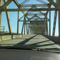 Photo taken at McNary Bridge by David S. on 9/4/2012