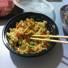 Photo taken at Kuai Dumplings & Soups by Christina S. on 9/23/2011