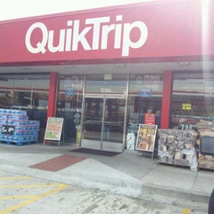 Photo taken at QuikTrip by Charles G. on 11/20/2011