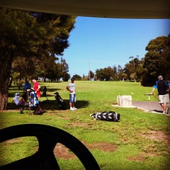 Photo taken at Mollymook Golf Club by Esther A. on 4/7/2012
