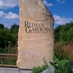 Photo taken at Reiman Gardens by Bart L. on 8/29/2011