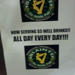 Photo taken at Sláinte by Tabatha on 11/13/2011