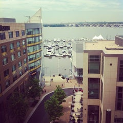Photo taken at Aloft Washington National Harbor by Haley P. on 5/30/2012