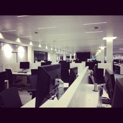 Photo taken at Tilburg University Library by Mante on 6/17/2012