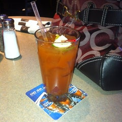 Photo taken at Syberg's on Dorsett by Angie P. on 1/1/2012
