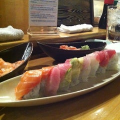 Photo taken at Sushi on McKinney by Traci T. on 1/29/2012