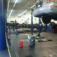 Photo taken at Pep Boys Auto Parts & Service by Mike D. on 9/26/2011