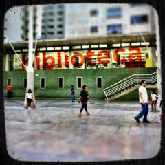Photo taken at Plaza Los Palos Grandes by Guillermo A. on 8/1/2011
