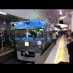 Photo taken at 京王井の頭線 渋谷駅 (IN01) by Shohei T. on 11/6/2011