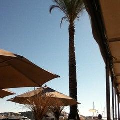 Photo taken at Cafe Sydney Ibiza by begüm ç. on 7/19/2012