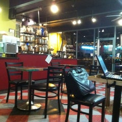 Photo taken at Cups, an Espresso Café by Connor G. on 7/28/2011