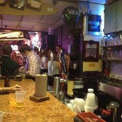 Photo taken at Salty Dog Saloon by Jazn C. on 8/25/2012