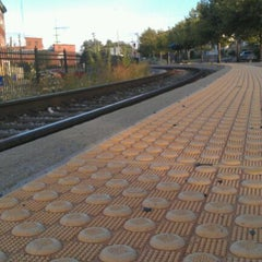 Photo taken at Frederick MARC Station by Aaron A. on 8/22/2011
