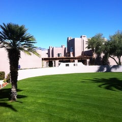 Photo taken at Lodge on the Desert by Graeme H. on 11/17/2011
