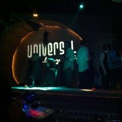 Photo taken at Universal by Sebas C. on 10/30/2011