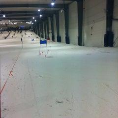 Photo taken at Snowplanet by Sarah S. on 6/23/2012