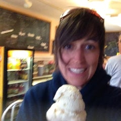 Photo taken at Sweet Claude's Ice Cream Parlor by Mary B. on 6/10/2012