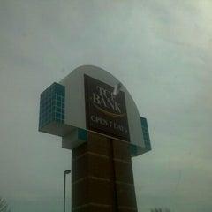 Photo taken at TCF Bank by Raven on 3/15/2011