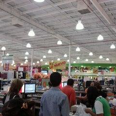 Photo taken at Mega Comercial Mexicana by Alejandra S. on 10/10/2011