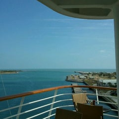 Photo taken at Carnival Ecstasy by Michelle M. on 2/23/2012