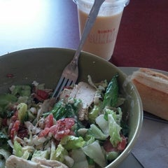 Photo taken at Panera Bread by Kerrie K. on 8/3/2012