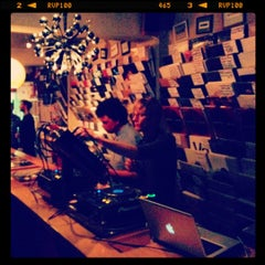 Photo taken at Phonica by Ale M. on 5/17/2012