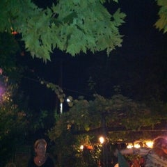 Photo taken at The Lost Unicorn Restaurant by Angelos A. on 8/7/2011