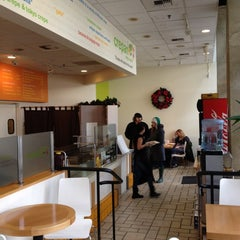 Photo taken at Crépan Crepe World by Steve W. on 3/5/2012