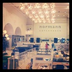 Photo taken at Normann Copenhagen by Peter V. on 8/20/2012