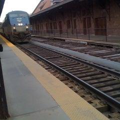 Photo taken at Hartford Union Station (HFD) - Amtrak by Jamil M. on 4/8/2011