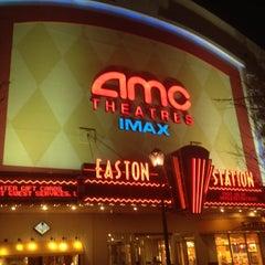 Photo taken at AMC Easton Town Center 30 by Bryan O. on 3/2/2012