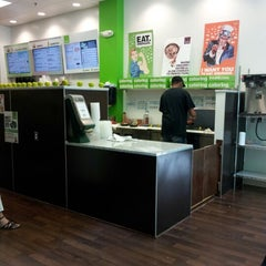 Photo taken at Freshii by MsCee E. on 8/30/2012