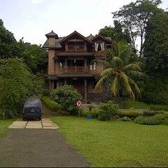 Photo taken at Vila Dago tol by Budhi S. on 1/18/2012