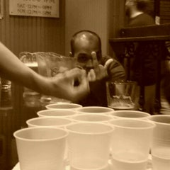 Photo taken at Off The Wagon Bar & Grill by Ian H. on 7/1/2012