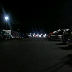 Photo taken at Petro Stopping Center by Brian M. on 1/10/2012